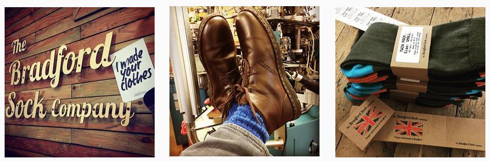 The Bradford Sock Company images