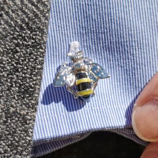 even closer Lifestyle The Bees Knees Cufflinks from Dalaco
