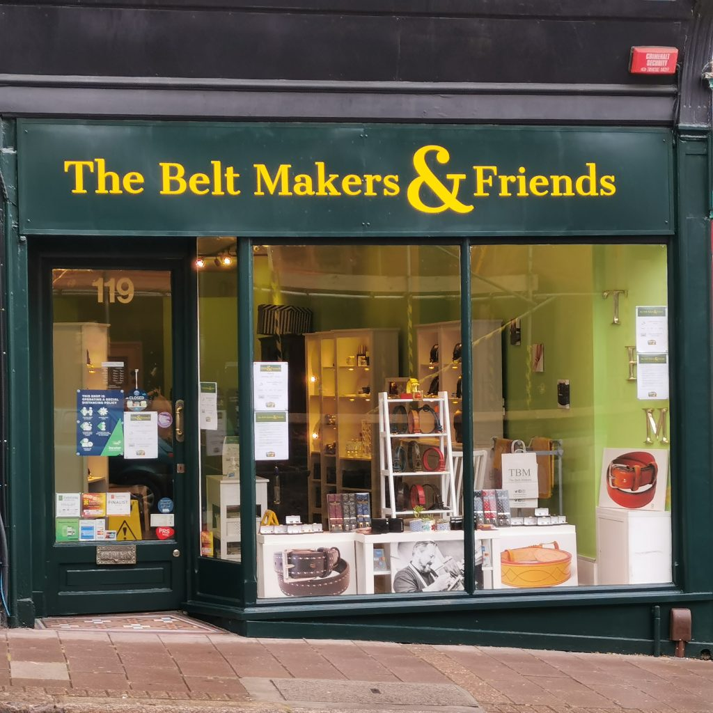 TBM and Friends shop front