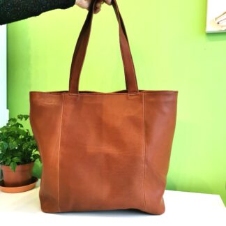 Leather Tote - Large - a One-Off HTL Design